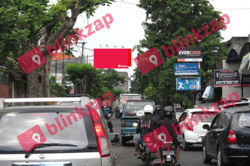Sewa Billboard - Billboard 12x6 Setia Budi - kota denpasar