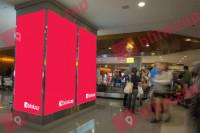 sewa media Neon Box DAGF/018 KABUPATEN BADUNG Airport