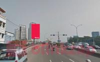sewa media Billboard Billboard FM3 MH Thamrin KOTA TANGERANG Street