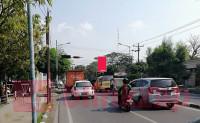sewa media Billboard Billboard Jalan Iskandar Muda simpang Jalan Gajah Mada - Kota Medan KOTA MEDAN Street