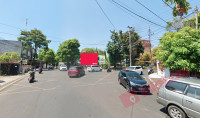 sewa media Billboard Billboard Jl. 14 Februari – Pertigaan Bumi Beringin  KOTA MANADO Street