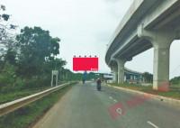 sewa media Billboard Billboard Jl. Keluar Bandara Sultan Mahmud Baddarudin - Palembang KOTA PALEMBANG Street