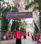 sewa media Digital Signage DOUBLE SIGNAGE OUTDOOR JUNGLELAND KABUPATEN BOGOR Other