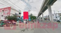 sewa media Billboard Billboard CSA46Jl. Letnan Murod Palembang (KM 5) KOTA PALEMBANG Street