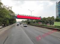 sewa media Billboard Billboard JPO Tol Jorr KM 26+500 - Dekat Gedung Oleos (arah Pandang menuju Pondok Indah) KOTA JAKARTA SELATAN Street