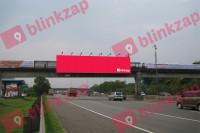sewa media Billboard Jagorawi km 16+400 B KOTA DEPOK Street