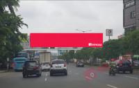 Billboard JPO JL. Jendral Ahmad Yani (Living Plaza)