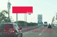 Billboard A-121 Jl.Prof.Dr.Latumenten KM.17+600A