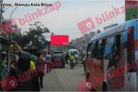 Billboard Jl. Gatot subroto Kampung lalang