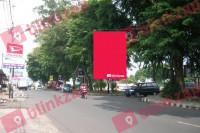 sewa media Billboard Baliho BDLJSBL01, Jalan Jenderal Sudirman - Kota Bandar Lampung KOTA BANDAR LAMPUNG Street