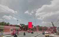 sewa media Billboard Baliho Jl. Williem Iskandar Depan Beta One A KOTA MEDAN Street
