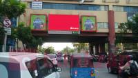 sewa media Videotron / LED Videotron M2 KOT - Jalan Mangga Dua Raya, Jakarta Pusat KOTA JAKARTA PUSAT Street