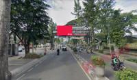 sewa media Videotron / LED LED Jl. Ir. H Juanda (JPO Dago) M3 KOTA BANDUNG Street