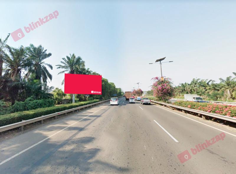 Sewa Billboard - Billboard A152 Jl.Tol Sedyatmo KM.30+350B - kota jakarta barat