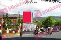sewa media Billboard BDLWMHL02 - B KOTA BANDAR LAMPUNG Street