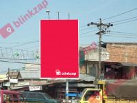 sewa media Billboard Baliho 212 Flamboyan Raya Simp Pajak Melati KOTA MEDAN Street