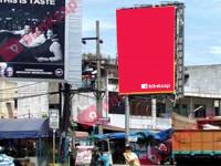 sewa media Billboard Baliho 45 Pertempuran 3 (A) KOTA MEDAN Street