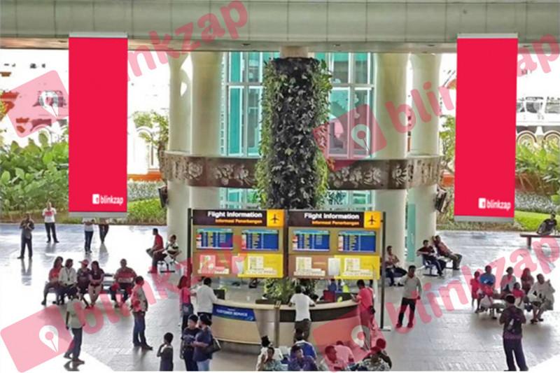 Sewa Wall Branding - INAGF/047 - kabupaten badung