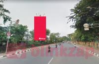 sewa media Billboard Billboard Jl. Ir. H Djuanda Depan Kantor Walikota KOTA BEKASI Street