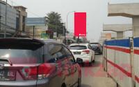 Billboard A1-33 Jl Noer Ali Kalimalang dekat McD Bekasi