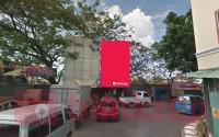 sewa media Billboard Billboard Kompleks Pasar Bersehati KOTA MANADO Street
