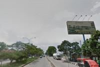 sewa media Billboard DB-181 KOTA BANDUNG Street