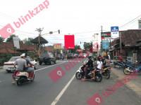 sewa media Billboard Baliho Pasar Tegal Cangkring Negara KABUPATEN JEMBRANA Street