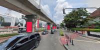 sewa media Videotron / LED LED Pillars (ST. Blok M) KOTA JAKARTA SELATAN Street