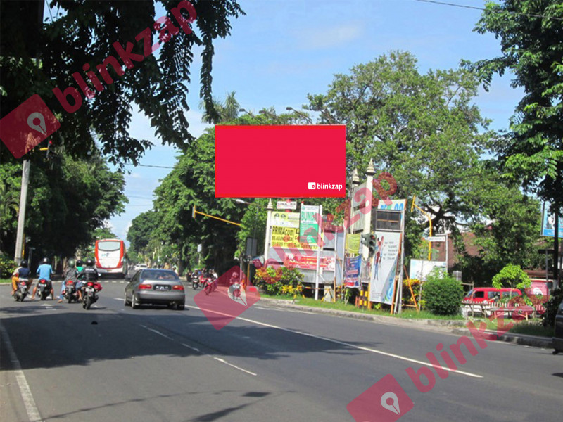 Sewa Billboard - Billboard Jl.Sudirman Negara - kabupaten jembrana