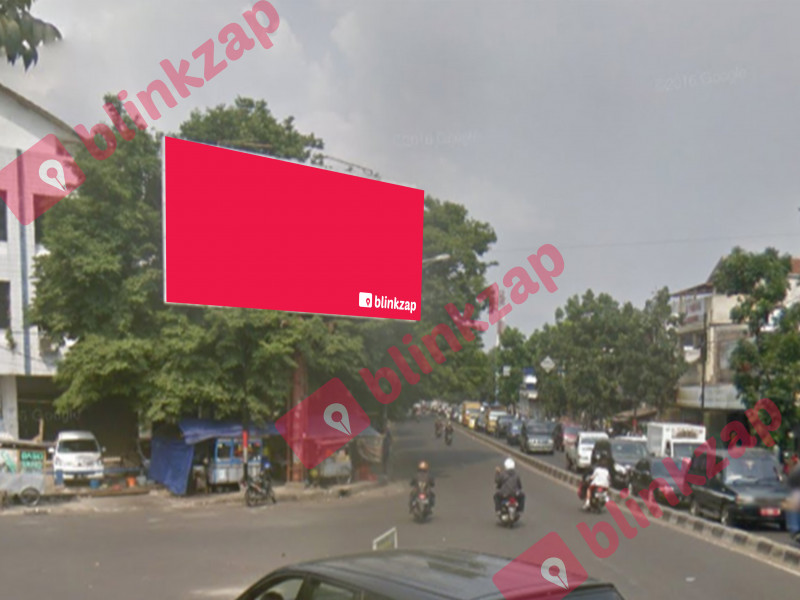 Sewa Billboard - Billboard Jl. Jend. Ahmad Yani  - kota bandung