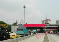 sewa media Billboard Billboard Flyover A.Yani Cempaka Mas - Jakarta Timur KOTA JAKARTA TIMUR Street