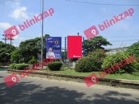 Billboard CS64-V019, Jalan Mayor Zen Pusri Kota Palembang