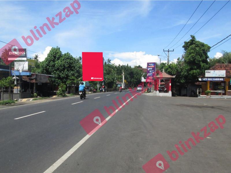 Sewa Billboard - Billboard Jl.Raya Pasar Melaya A - kabupaten jembrana