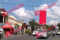 sewa media Billboard Billboard 4x8 Teuku Umar (Depan) KOTA DENPASAR Street
