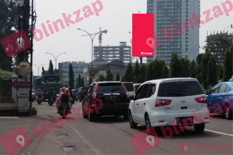 Sewa Billboard - Billboard Jl. MH. Thamrin Kebun Nanas - kota tangerang