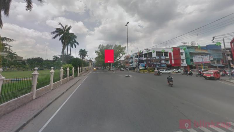 Sewa Billboard - Billboard 50. Jl. Katamso - Kota Medan - kota medan