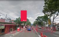 sewa media Billboard Billboard Jl.Buah Batu No.206B A KOTA BANDUNG Street