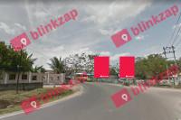 sewa media Billboard Billboard SB-PLG1.Boombaru, Jalan Yos Sudarso Kota Palembang KOTA PALEMBANG Street