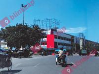sewa media Videotron / LED LED - Jl Jendral Sudirman (Bundaran Air Mancur) Palembang KOTA PALEMBANG Street