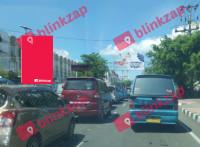 sewa media Billboard BIllboard JL. Piere Tendean – Boulevard {Belakang Multimart} KOTA MANADO Street