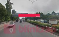 Billboard JPO JORR KM.20+150 B 3x20, Kota Jakarta Selatan