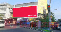 sewa media Billboard Billboard BW017 H- Jl. Asia simpang Thamrin KOTA MEDAN Street