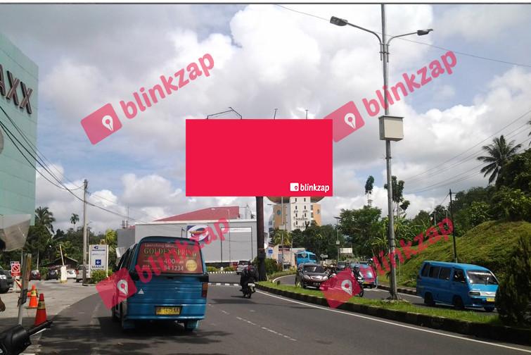 Sewa Billboard - Billboard JL A A MARAMIS DEPAN LIPPO DKT SPBU (A) - kota manado