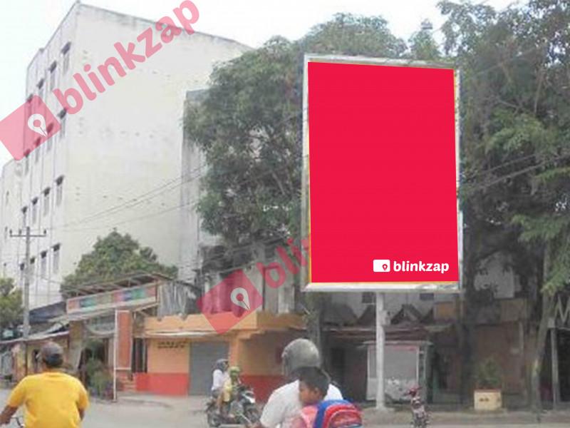 Sewa Billboard - 183 S Parman Sp T Umar Tanjung Balai - kota tanjung balai