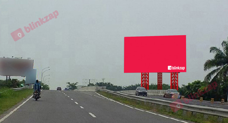 Sewa Billboard - Billboard Arteri KNIA (Btg kuis - Deli Serdang) 1 - kabupaten deli serdang