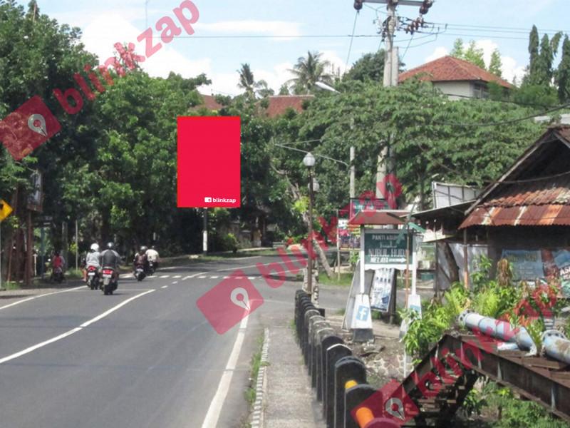 Sewa Billboard - Billboard Jl. Raya Pasar Melaya C - kabupaten jembrana