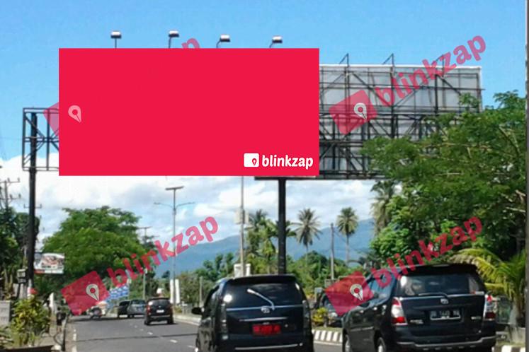 Sewa Billboard - Billboard BKN - kota manado