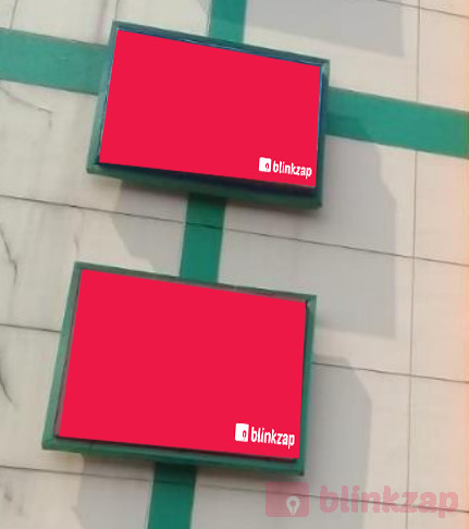 Sewa Wall Branding - Wall Sign Tamini Square A - kota jakarta timur