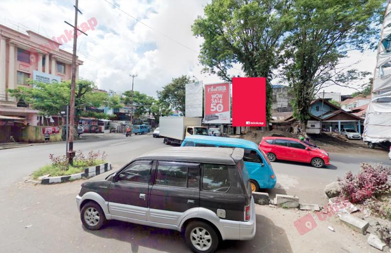 Sewa Billboard - Billboard Jl. Samratulangi – Pertigaan Stadion Klabat - kota manado