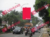 Billboard CS64-VL026A, Jalan Jend. Basuki Rachmat Kota Palembang
